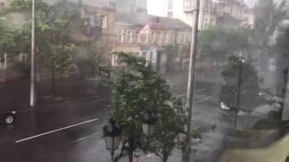Ураган в Одессе 7 августа 2016 года(Сегодня на Одессу налетел ураган. Это знак скорых политических изменений., 2016-08-07T14:11:25.000Z)