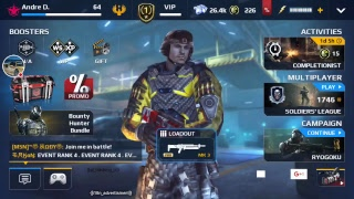 My Modern Combat 5: Blackout Stream