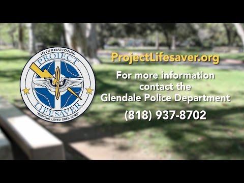 Glendale Police Dept. - Project Lifesaver