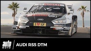 Audi RS5 DTM - ESSAI : l'Allemagne, ça vous gagne !