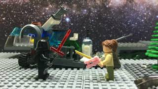 Let's Animate - Brilliant Brick Flicks - Star Wars - 12.04.18