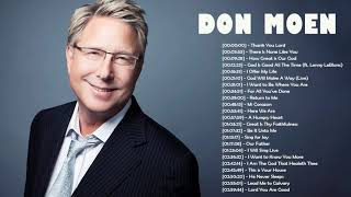 Thank You Lord - Praise and Worship Songs Of All Time - Worship Songs Of Don Moen