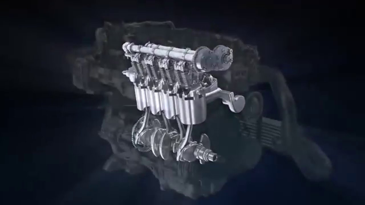 Honda Accord Ex L >> Honda 1.5 VTEC TURBO Engine - YouTube