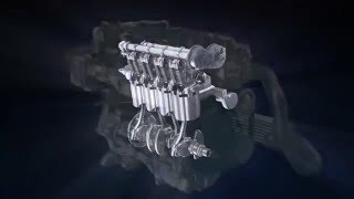 Honda 1.5 VTEC TURBO Engine