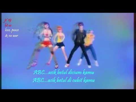 ABC Asyik Betul Punya Kamu - Dina Mariana (Lyric)