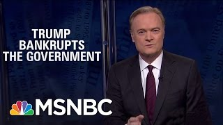 Clouds Of Scandal And Rank Incompetence At White House | The Last Word | MSNBC