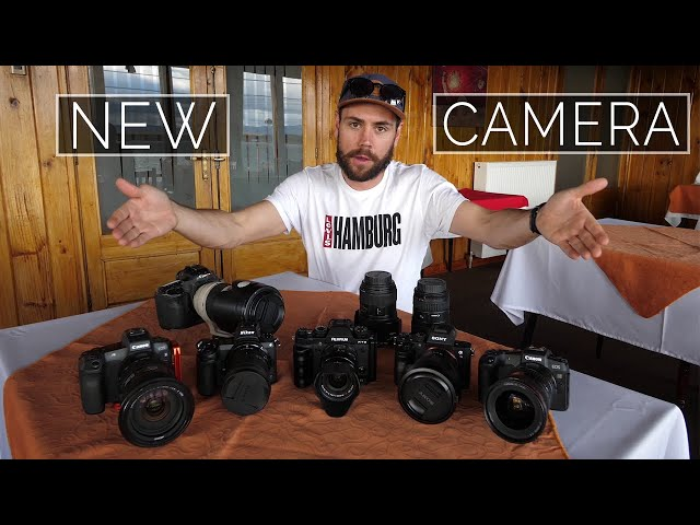 It's Time for a NEW CAMERA