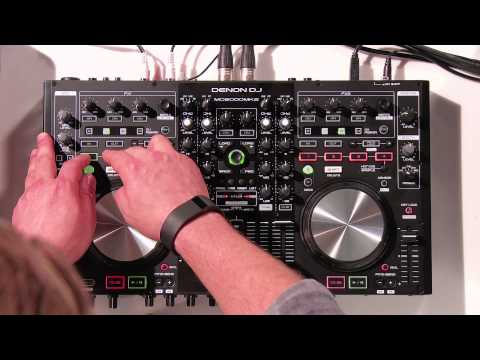 Denon DJ MC6000 MK2 - Walk Through Tutorial