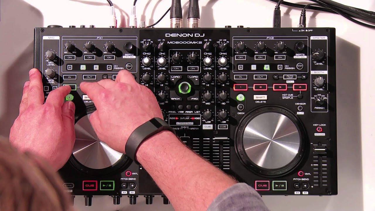 DJ Denon DN-MC6000MK2