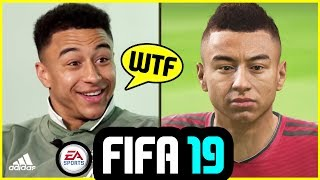 FIFA 19 - 5 Footballers Who HATE Their Player Face & Complained To EA