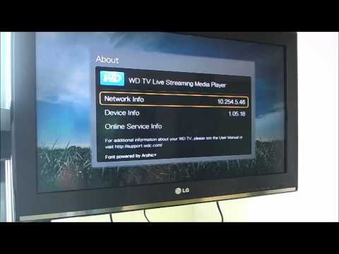 WD TV Live Gen 3 Problem: Does Not Work To Update Firmware (wdlxtv-palace) From The USB.