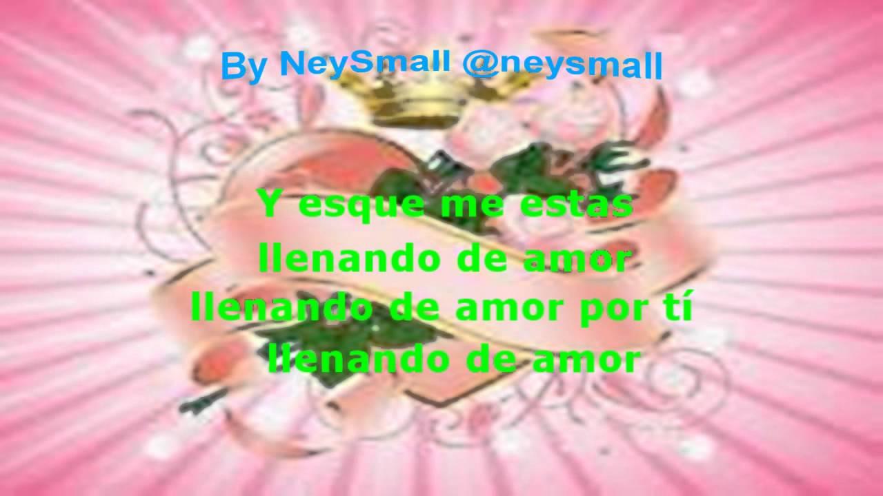 Llenando De Amor Javier Rodriguez Youtube