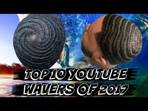 😱😱😱 THE TOP 10 YOUTUBE WAVERS OF 2017!!! 😮😮😮