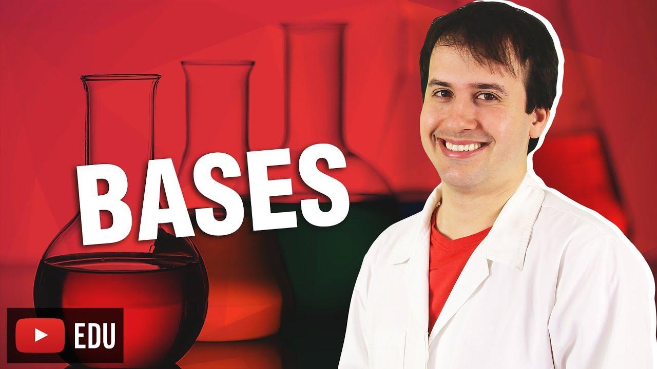 Download 6. Funções Inorgânicas: Bases (1/1) [Química Geral]