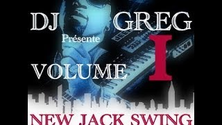 NEW JACK SWING MIX.Vol.1 (GUY,TODAY,ABC...)
