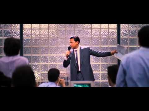 Wolf Of Wall Street - Funny Office Party Intro