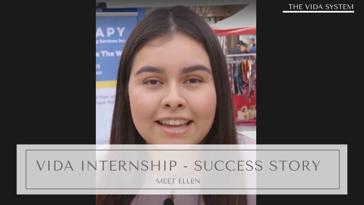 Meet Ellen a Vida Intern