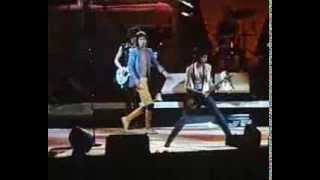 "Rolling Stones ""Start Me Up"" (Let's Spend The Night Together 1981)"