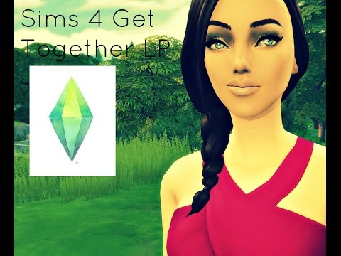 Sims4 Get Together LP: Joining the Paragons |