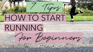 How To Start Running For Beginners | Beginner Running Tips and Advice for New Runners