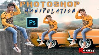 Photo Editing Tutorial In Photoshop