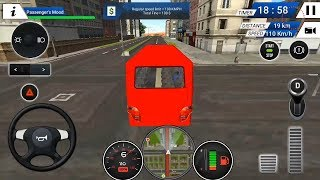 Euro Bus Driving Simulator 2018 Android Gameplay Part 3