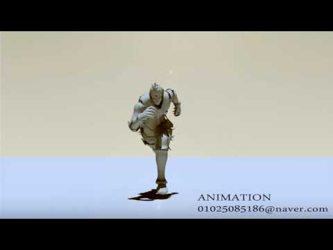 Game Animation Reel