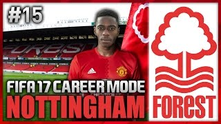 SIGNING A BEAST! NOTTINGHAM FOREST CAREER MODE #15 (FIFA 17)