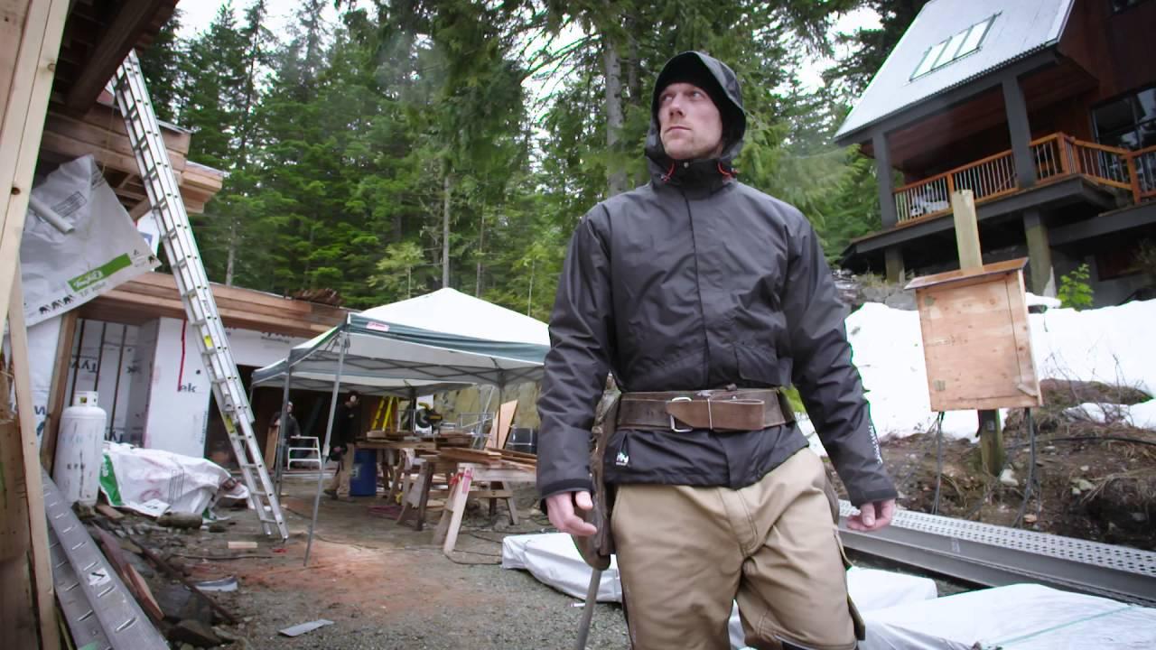 Helly Hansen Workwear Mens Waterloo Rain Jacket