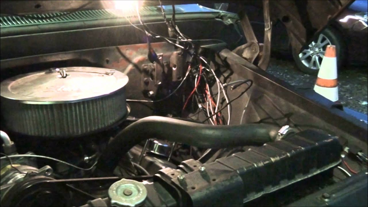 Wb V8 Wiring Diagram Crf50 Cdi How To Add Power Brakes Cheap 1960-1966 Chevrolet Truck C10 C20 C30 - Youtube