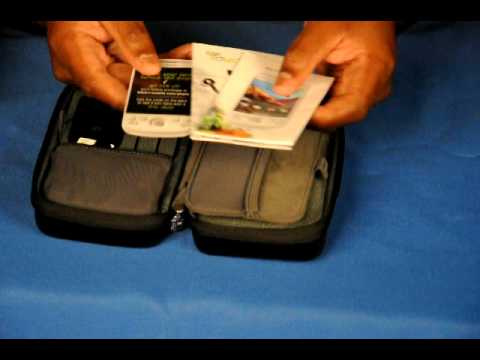 HTC My Touch 3G Unboxing