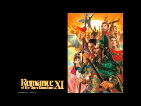 VGM Hall Of Fame: Romance of the Three Kingdoms XI - Splitting Bamboo