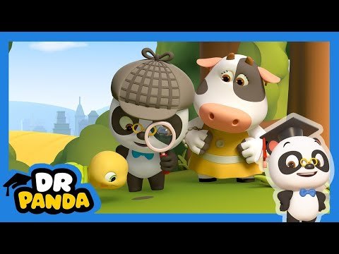 A mystery at Moo's farm | A detective Story | Kids Learning Cartoon | Dr. Panda TotoTime Special