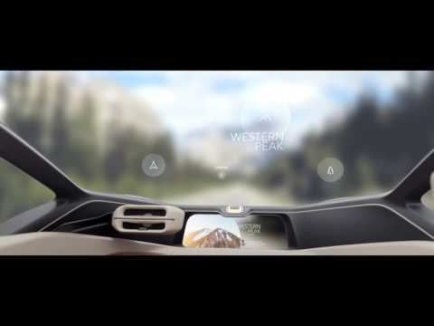 "Eve ""vision car"" opens new door on autonomous car design"