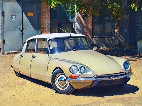 1969 Citroën DS 21