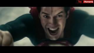Первый полет Супермен -а. Человек из стали. Man of Steel 2013