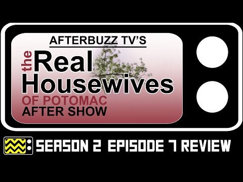 Real Housewives of Potomac Season 2 Episode 7 Review & After Show | AfterBuzz TV