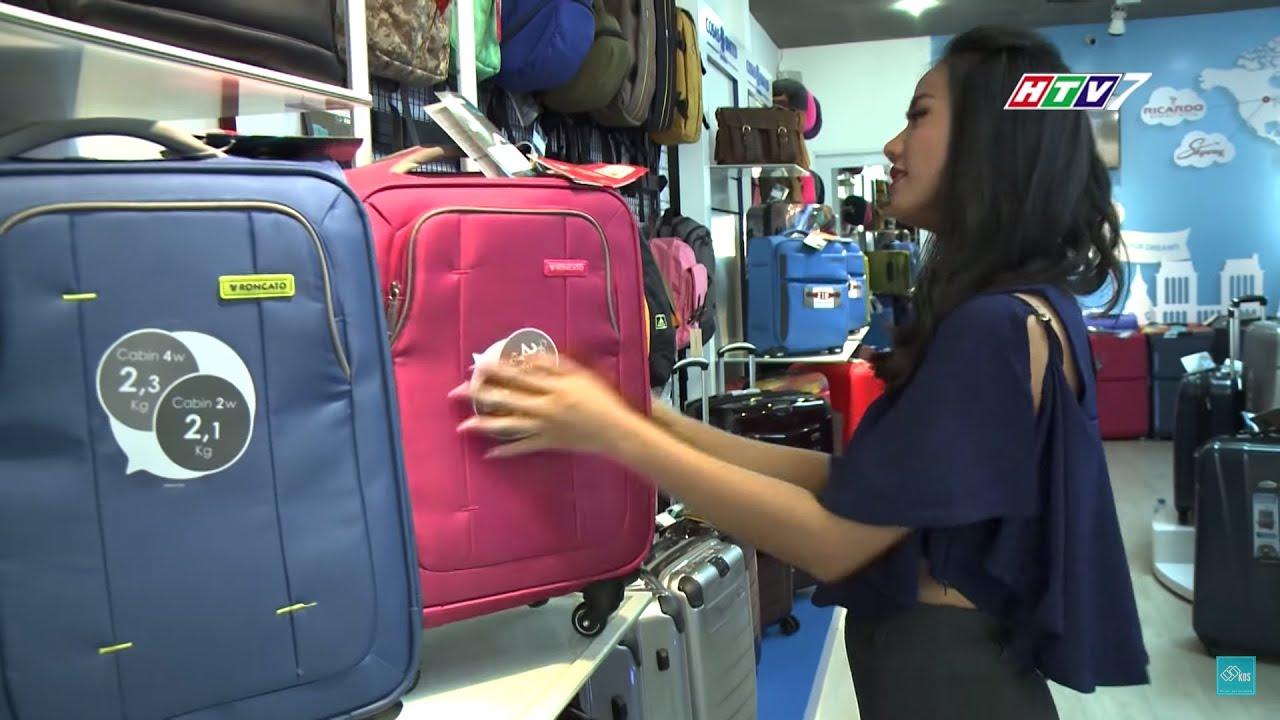 Cửa hàng bán vali kéo tốt nhất tại TPHCM