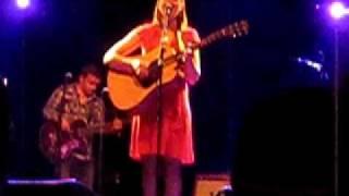 Sophie Hunger - Round and Round, Stimmen Festival 09
