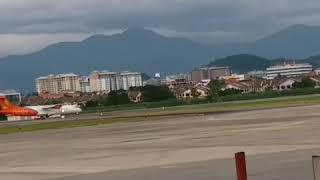 Plane Spotting, Sultan Azlan Shah Airport, Ipoh (Malaysia)