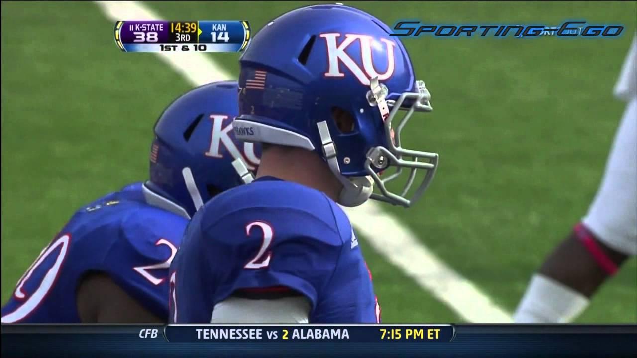 2011 Football Kansas State Wildcats Vs. Kansas Jayhawks