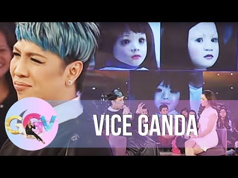 GGV: Vice Ganda is scared of dolls