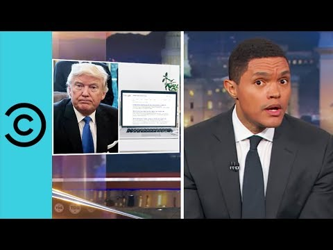 Trump Wants To Know What Kind Of Porn You Watch - The Daily Show   Comedy Central