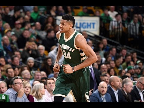 2017 NBA Awards: Most Improved Player of the Year Nominee: Giannis Antetokounmpo