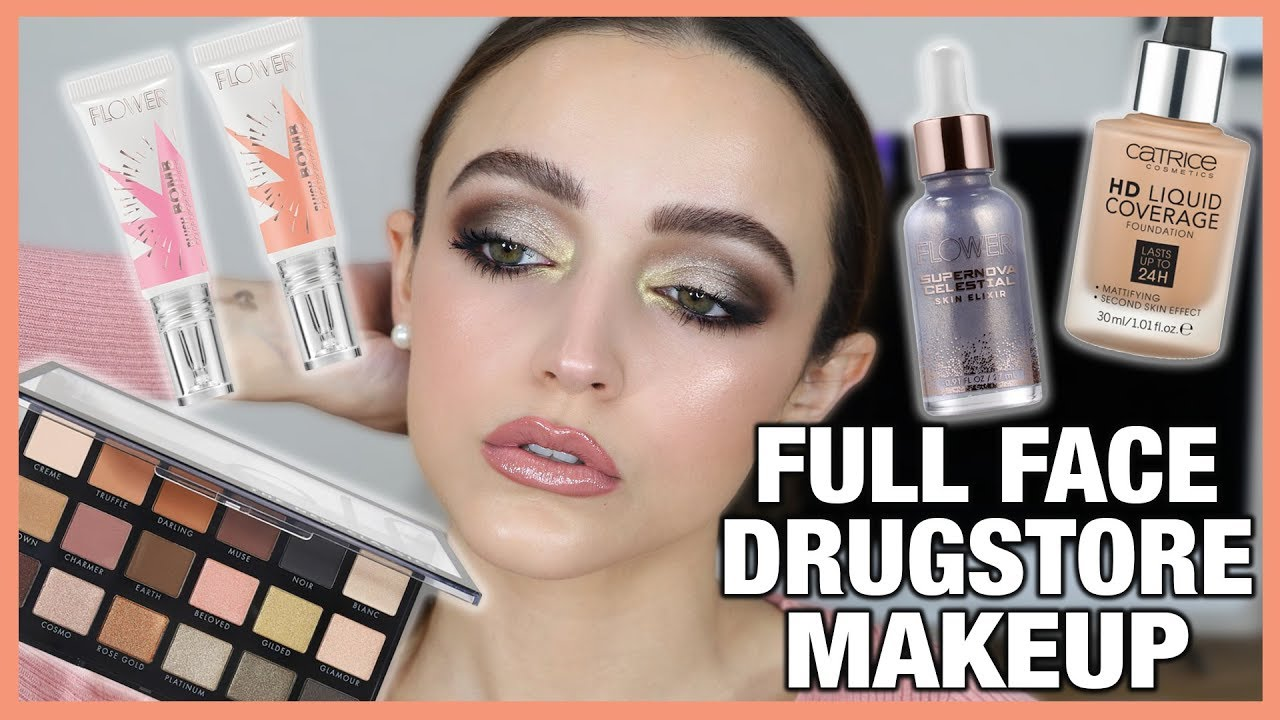 CHATTY DRUGSTORE/ AFFORDABLE GRWM + LIFE UPDATE
