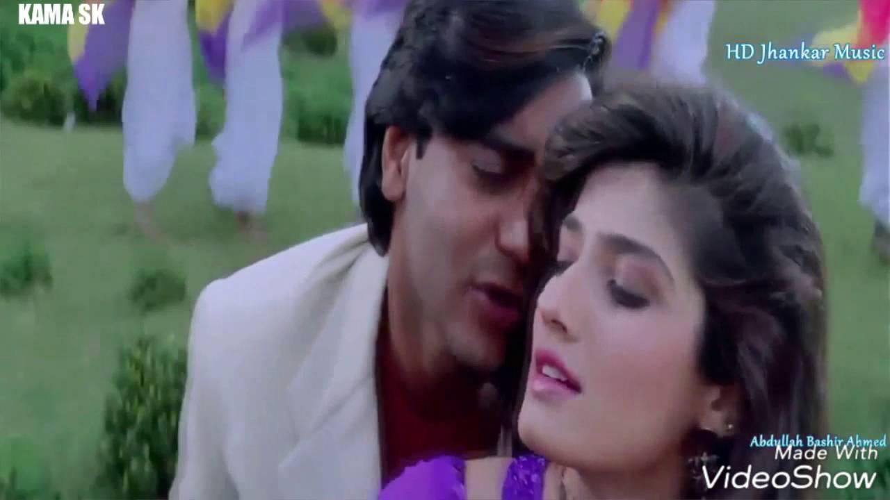 Aankhon Mein Mohabbat Hai.Gari 1999 Bollywood Songs Ajay