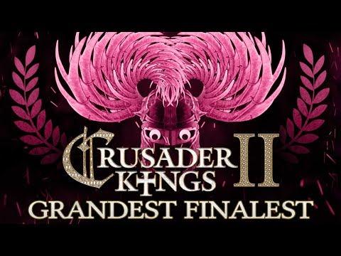 Crusader Kings 2 - Grandest Finalest - All's Fair In Love & War
