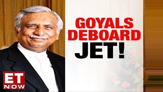 Goyal's Resign From Jet Airways Board | Goyal's Quit Jet | Saving Jet