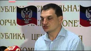 Rebels Say Eastern Ukranians Vote for Self-rule