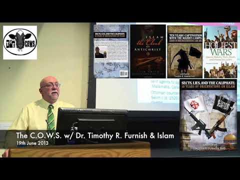 The C.O.W.S  w Dr. Timothy R . Furnish & Islam